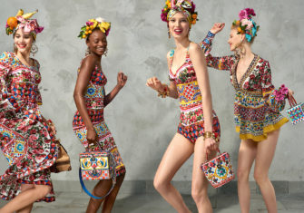 Dolce & Gabbana/Spring Summer 2017 Collection/ Mambo