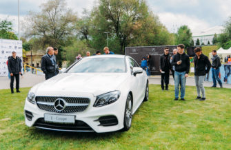 Flashback Mercedes-Benz Family Day. Part 1