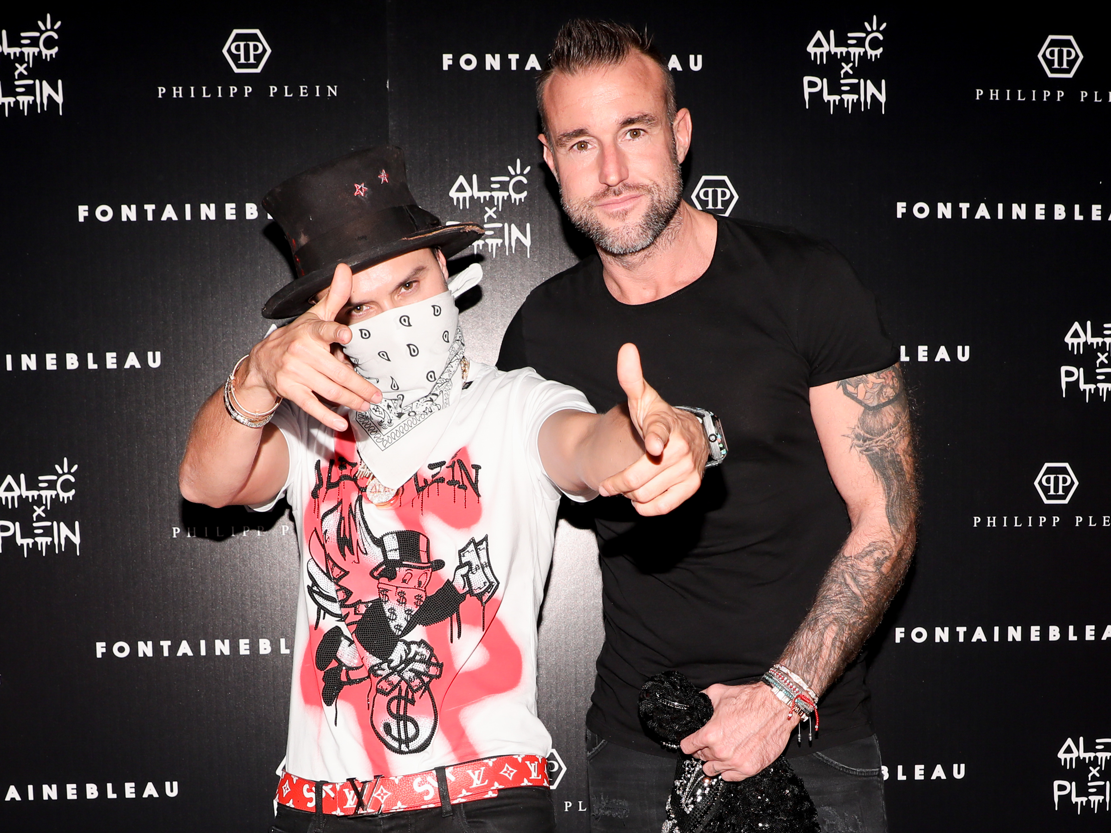 AlecxPlein Pop up store event Art Basel Alec Monopoly and Philipp Plein 16 - Новый трек украинской группы ONUKA