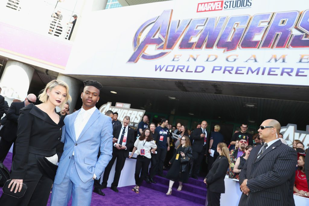 olivia holt aubrey joseph avengers endgame 1024x683 - The Brightest looks 2018: кто попал в список самых стильных