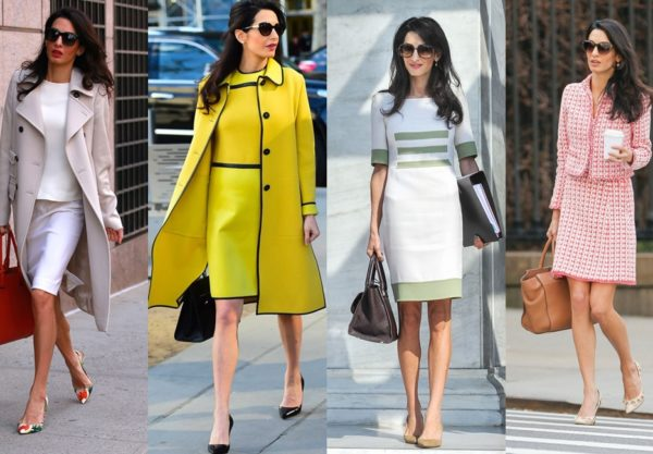 Amal Clooney does work style perfectly on kamdora 1 1 600x417 - Главная