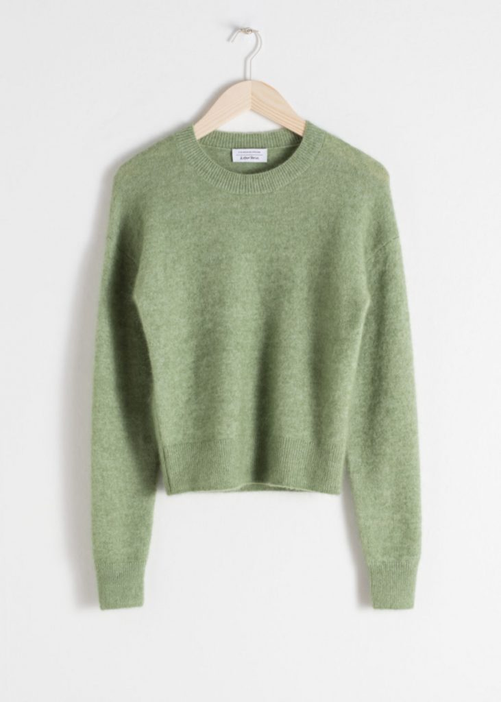 Fuzzy Sweater ¼49 At Other Stories