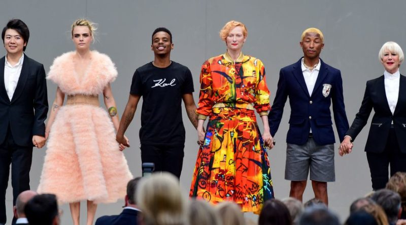 Lang Lang Cara Delevingne Lil Buck Tilda Swinton Pharrell News Photo 1157360457 1561288652