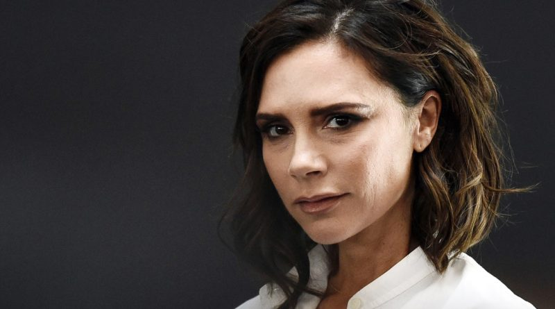 Victoria Beckham Model Thinness Backlash