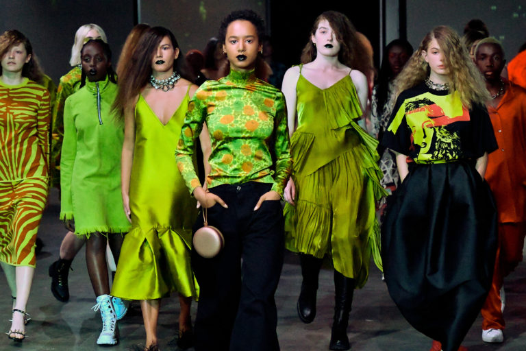 Marques'almeida Runway Lfw September 2019100 Images
